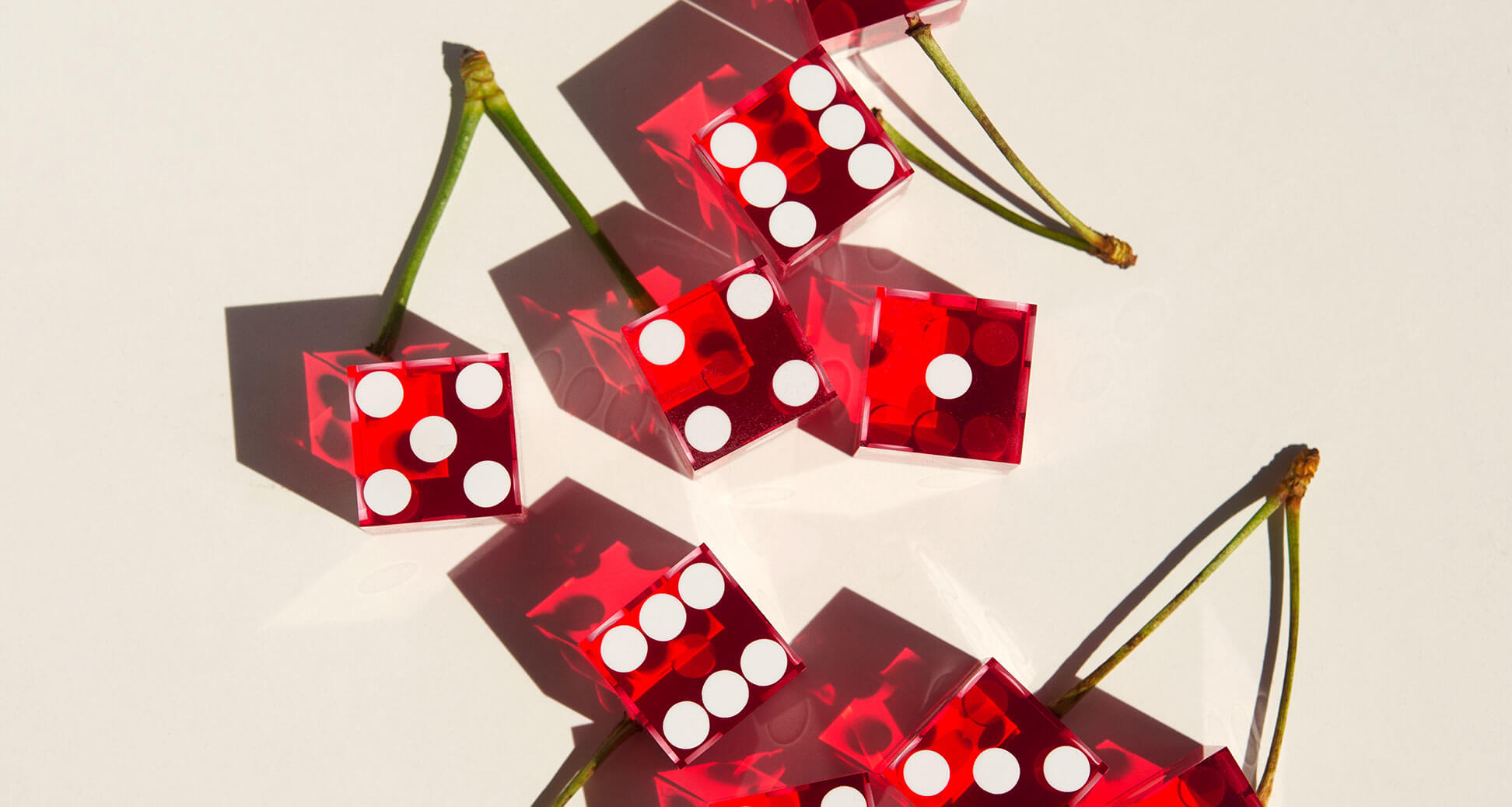 Cherry Dices by Sarah Illenberger