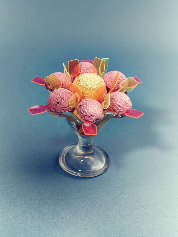 ice flower image