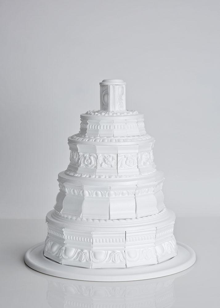 stucco cake image